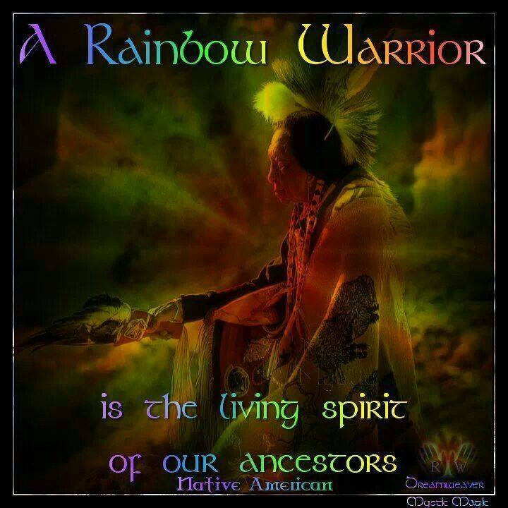 """Warriors Of The Rainbow Tribe: """"When The Earth Is Ravaged And The Animals Are Dying"""